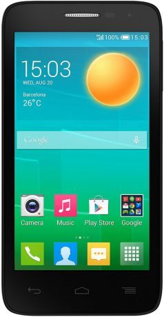 Alcatel One Touch POP D5 5038D Fashion Blue