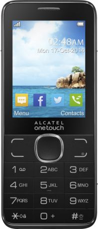 Alcatel One Touch 2007D Chocolate
