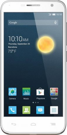 Alcatel One Touch IDOL 2 MINI L 6014X Chocolate