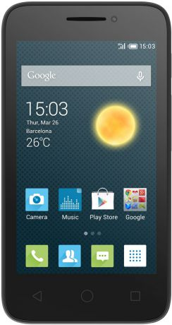 Alcatel One Touch PIXI 3 (4) 4013D Black