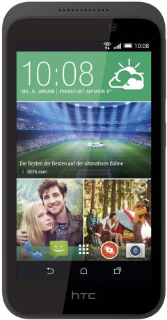 HTC Desire 320 8Gb Vanilla White
