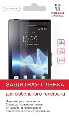 RedLine для Alcatel One Touch POP 2 Premium 7044 глянцевая