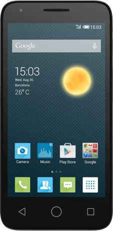 Alcatel One Touch PIXI 3 4027D Black