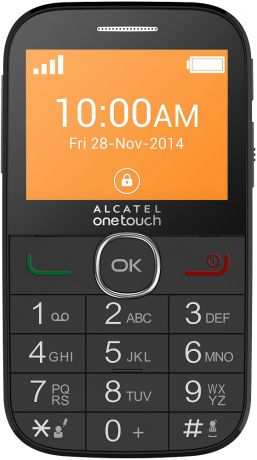 Alcatel One Touch 2004G White