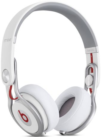 Beats Mixr On-Ear Headphones White MH6N2ZM/A