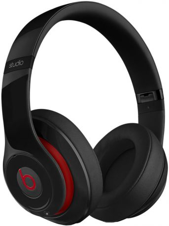 Beats Studio Over-Ear Headphones black MH792ZM/A