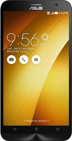 Asus ZenFone 2 Dual Sim 32Gb ZE551ML Ram 4Gb Gold