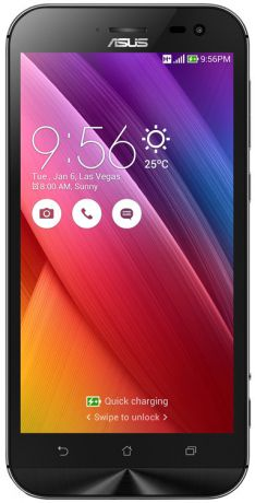 Asus ZenFone Zoom ZX551ML 128Gb (2016) Black