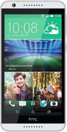 HTC Desire 820 LTE White Grey