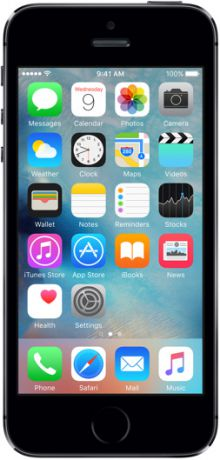 Apple iPhone 5s 16GB Space Gray как новый