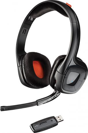Plantronics GameCom 818 Black