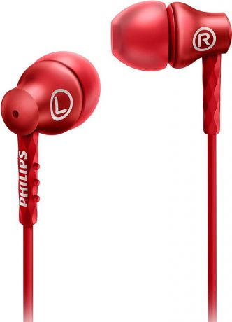 Philips SHE 8100 Red