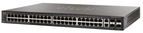 52-port Gigabit POE Switch