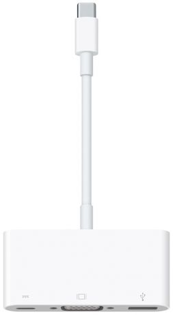 Адаптер Apple USB-C VGA Multiport (MJ1L2ZM/A)