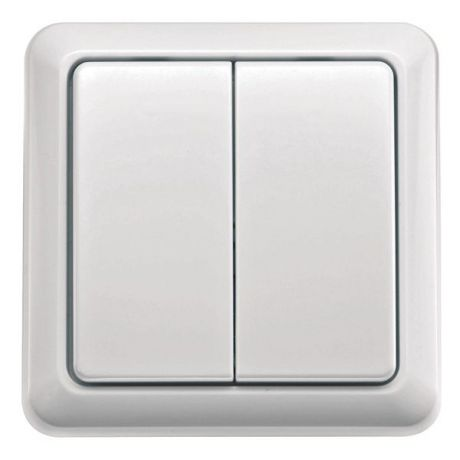 2-channel wall switch
