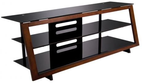 "Bello AVSC-4260 - cтенд для ТВ до 65"" (Black/Brown)"