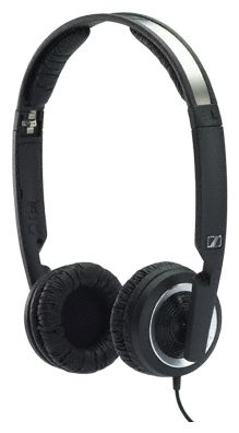 Sennheiser PX 200-II - наушники для iPhone/iPod/iPad (Black)
