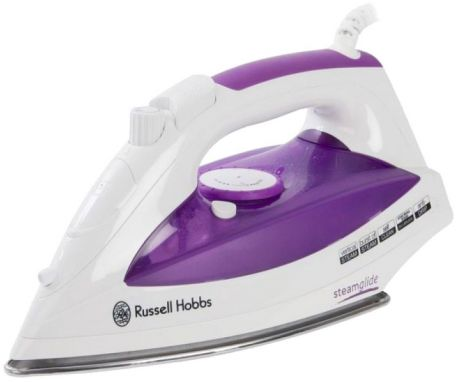 Russell Hobbs 18651-56 – утюг (White/Purple)