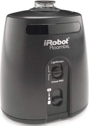 iRobot Virtual Wall Lighthouse for Roomba (81002) - координатор движения (Black)