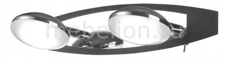 IDLamp 340/2A-Blackchrome