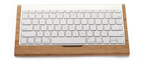 Wooden Keyboard Stand