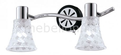 IDLamp 363/2B-Blackchrome