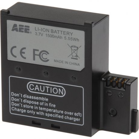 Lithium-Ion Battery for S-cameras