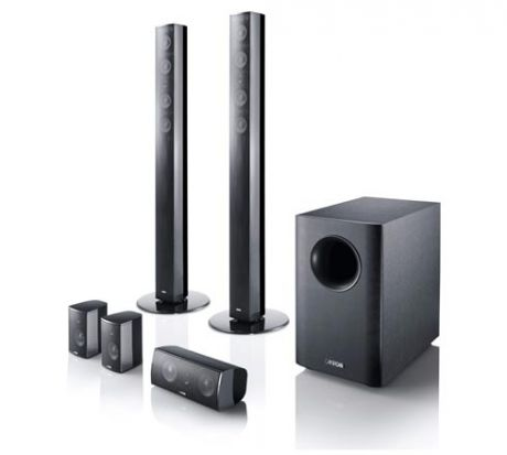 5.1 Surround-Systems