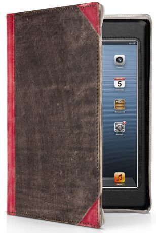 Twelve South BookBook (12-1236) – чехол для iPad mini (Red)