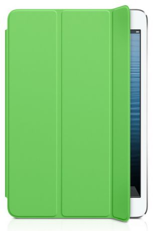 iPad mini Smart Cover - Polyurethane (MD969LL/A) - оригинальный чехол для iPad mini (Green)