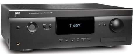 Surround Sound Preamp Processor