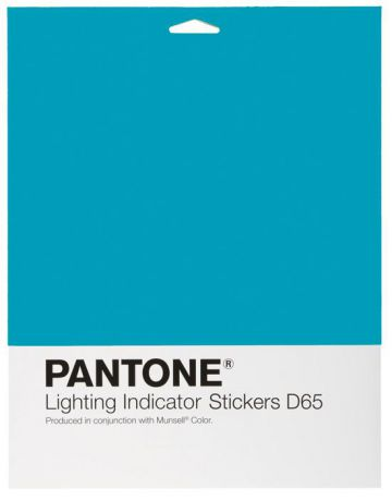 Lighting Indicator Stickers