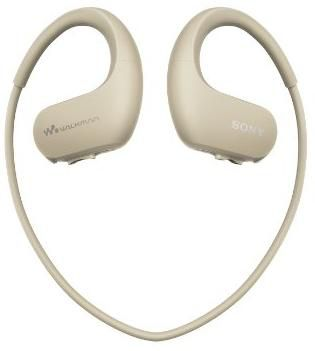 Sony NW-WS413 4 Gb - водонепроницаемый mp3-плеер (Ivory)