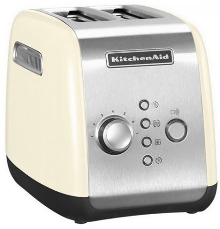 KitchenAid KMT221 2-slice Toaster (5KMT221EAC) - тостер на 2 хлебца (Almond Creme)