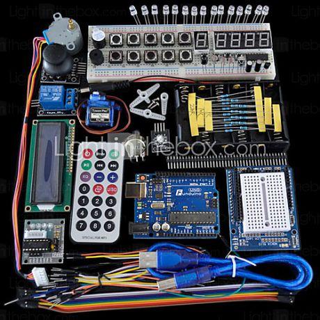 Jual Modul Belajar Arduino Mega2560 R3 Starter Harga
