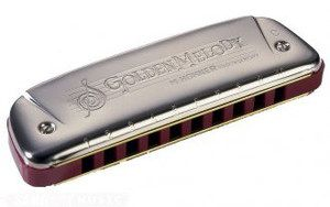 Hohner Golden Melody 542/20 F (m542066x)