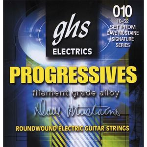 Ghs Strings Progressives Prm 11-50