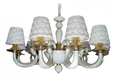 Crystal Lamp D1489-10WH