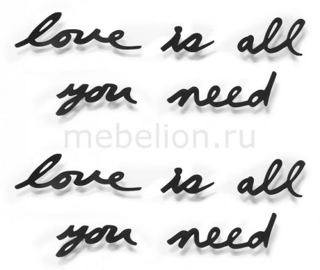 Fine Design (33.3х41.3 см) Love is all you need 470580-040