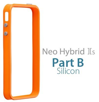 Чехол SGP Neo Hybrid 2S Mix & Match Part B (Orange)
