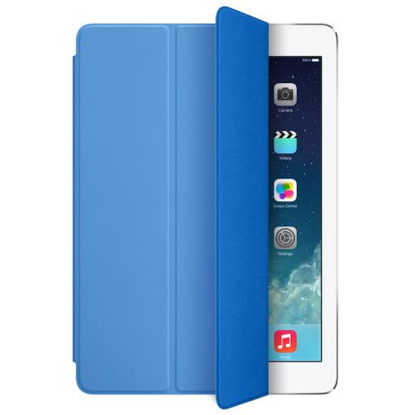 Чехол для Apple iPad Air и iPad Air 2 Smart Cover Polyurethane (Blue)