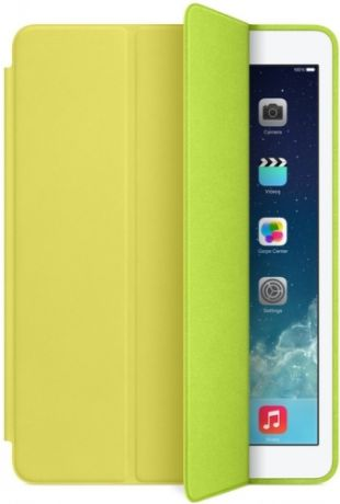 Чехол для iPad mini Apple Smart Case Leather (Yellow)