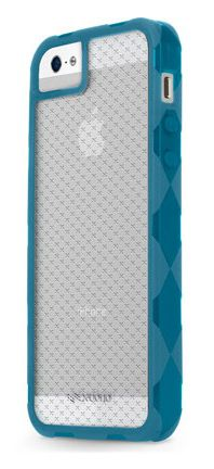 Чехол для iPhone 5/5S/SE X-Doria Defense 720 (Blue)