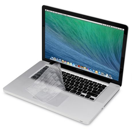 Защитная пленка для Apple MB Pro/Air Moshi Clear Guard MB (EU layout), keyboard protect