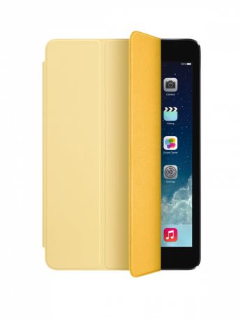 Чехол для iPad mini Apple Smart Cover Polyurethane (Yellow)