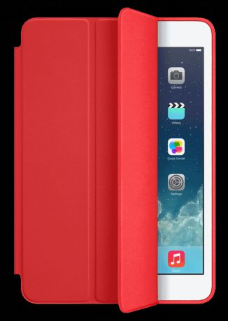 Чехол для iPad mini Apple Smart Case Leather (Red)