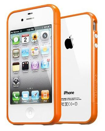 Чехол SGP Case Linear EX Color Series (Solaris Orange)