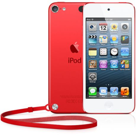 Плеер Apple iPod Touch 5 32Gb (Red)