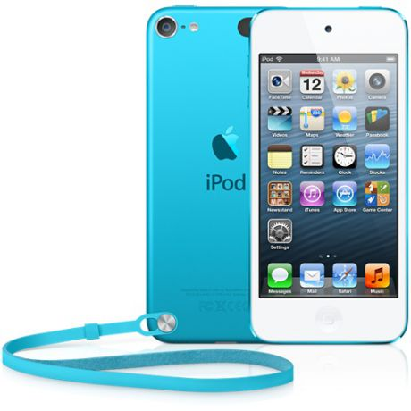 Плеер Apple iPod Touch 5 64Gb (Blue)