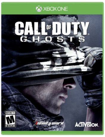 Игра для Xbox One Call of Duty: Ghosts